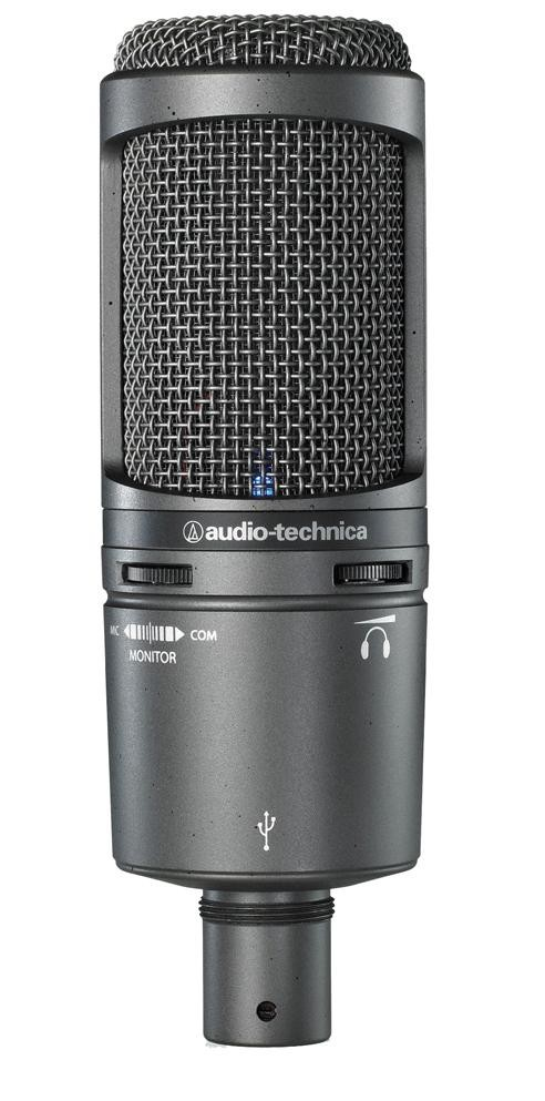 Audio-Technica 2020USB+ (1) ―